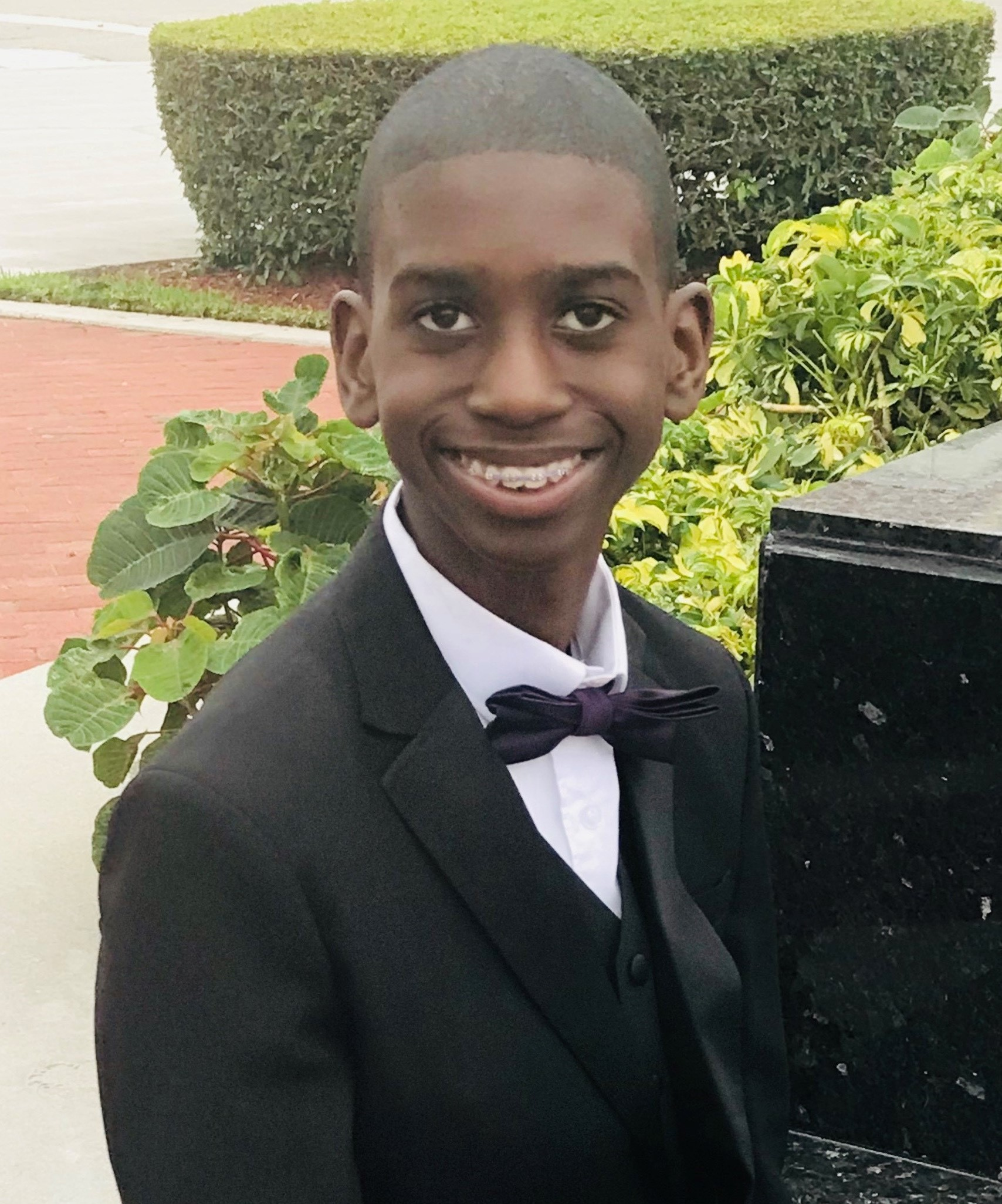 Photo of Joseph Etienne, Florida Young Soloist 2019